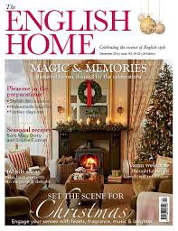 december uk issue on sale now the english home