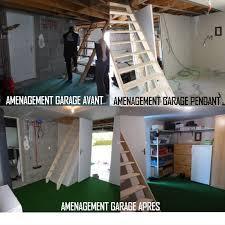 am駭ager une chambre dans un garage amnagement garage en chambre amenagement rangement garage