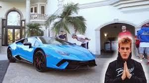 jake paul car jake paul new car