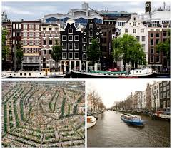 a brief history of amsterdam u0027s narrow canal houses