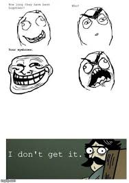 Meme Maker Comic - image tagged in unibrow funny rage comics imgflip
