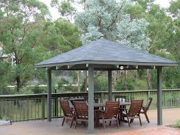 Easy Diy Garden Gazebo by Diy Roofing For Outdoor Living Areas Custom Roofing Kits For