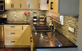 kitchen countertops granite vs quartz picgit com
