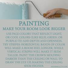 tricks for painting rooms future house yes please pinterest