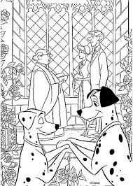 101 dalmatians coloring pages 41 free disney printables kids