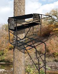 fall turkey from a tree stand big treestands