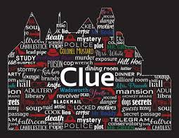 communism was a red herring 30 years later clue the movie is another surprise that producers had in store for lynn was how his involvement with clue would evolve i did some rewrites on the script and then at that