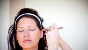Cheap Makeup Artist For Wedding Regular Makeup Vs Airbrush Makeup Vs Mineral Makeup Michelle