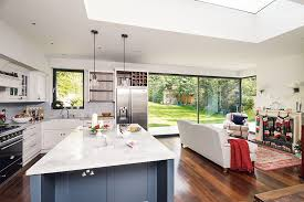 Copperroofed Family Kitchen Extension Real Homes - Family room extensions