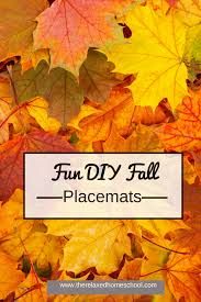 thanksgiving placemat for kids fun crafts for kids fall craft diy table place mats