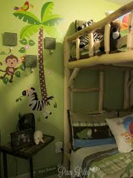the blessing house family ministry safari bedroom