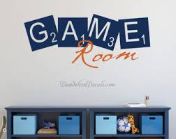 Kids Game Room Decor game room decor etsy