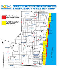 West Palm Beach Fl Map Do You Know Where The Nearest Hurricane Shelter Is Here Is How To