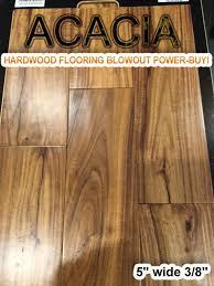 acacia hardwood flooring 5 inch wide special 3 99 was 5 99
