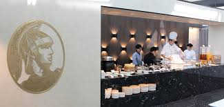 cuisine lounge express centurion lounge hong kong international airport