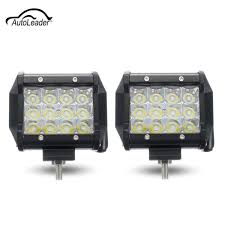 Led Light Bar For Cars by Online Shop 72w 5inch Led Light Bar Car Work Light Spot Light Lamp