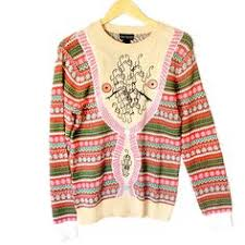 merry crustmas pizza lover tacky ugly christmas sweater the ugly