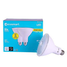 trending in the aisles affordable led light bulbs by ecosmart