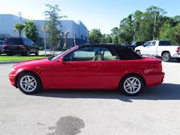 2004 bmw 325ci convertible for sale bmw convertible in florida for sale used cars on buysellsearch