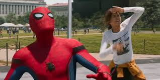 spider man spider man homecoming u0027 reveals michelle u0027s real identity