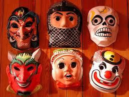 92 best masks images on pinterest halloween masks retro