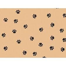 paw print tissue paper paw print tissue paper i heart dog online store for dogs australia