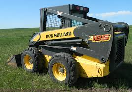 2007 new holland l185 skid steer item g7871 sold june 1