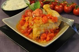cuisine poulet basquaise recette poulet basquaise