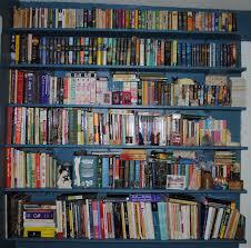 Ceiling To Floor Bookshelves Bookshelves Cosplay Cassie
