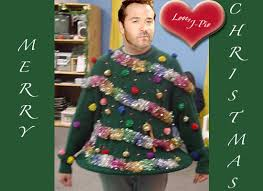 ugliest sweater piven wearing the 9 ugliest sweaters of all