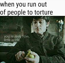 Ramsay Bolton Meme - game of thrones memes