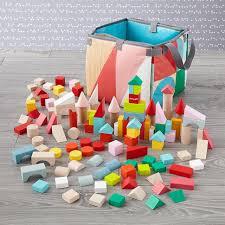 gender neutral gifts janod kubix 120 piece block set gender neutral baby shower gifts