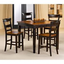 Dining Tables   Piece Counter Height Dining Set With Butterfly - Counter height dining table set butterfly leaf