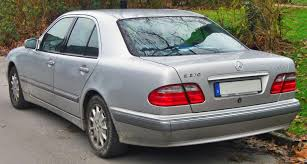 2000 E Class 2000 Mercedes Benz E Class W210 S210 Facelift Sedan Photos