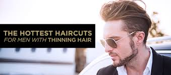 haircut for thinning crown best men s haircuts styles for thinning hair toppik com