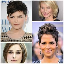 short hairstyles for heart shaped faces 2017 hairstyles