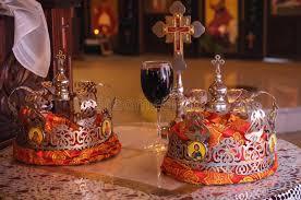 orthodox wedding crowns orthodox wedding crowns stock photo image of indigenous 49967856