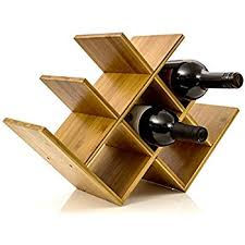 wine rack wine holder wine storage 8 bottle rack