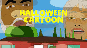 halloween cartoon youtube
