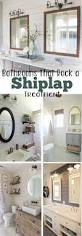 best 25 farmhouse bathroom mirrors ideas on pinterest bath room 10 bathrooms that rock a shiplap treatment