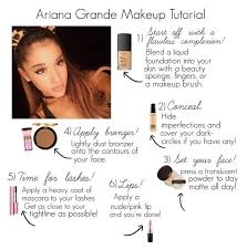 ariana grande makeup tutorial by osnapitzjacque liked on polyvore featuring beauty nars