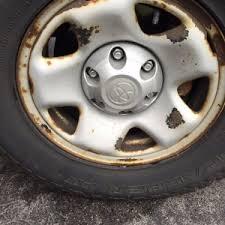 painting stock wheels tacoma world
