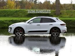 porsche macan white current inventory tom hartley
