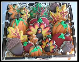 best thanksgiving decorated cookies from flickr dessert o licious