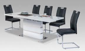 table blanche de cuisine table blanche cuisine table cuisine blanc laque u pau table cuisine