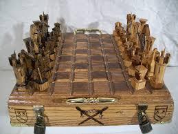 english medieval battle chess set it u0027s your move pinterest