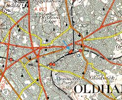 map of oldham disused stations oldham mumps station