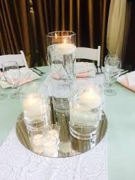 vase centerpiece ideas cylinder vases centerpiece ideas gold wedding