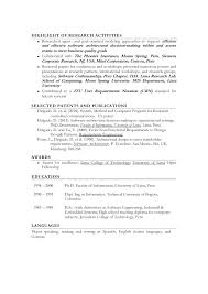 Resume Samples Research Analyst by Purposes And Goals Of The Resume Job 2 Grow