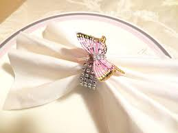diy wedding ideas diy easy napkin rings
